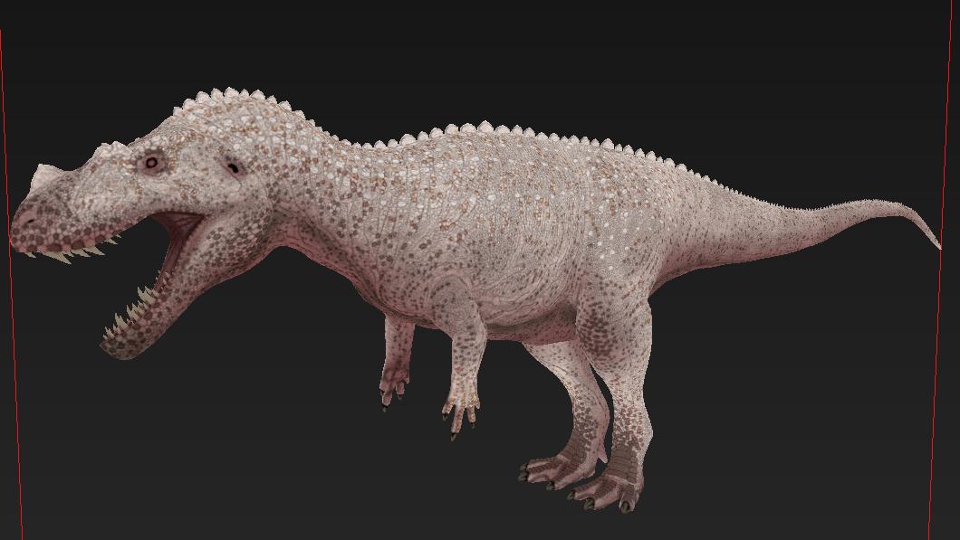 Image - Albino Ceratosaurus The Isle.png   The Isle Wiki ...