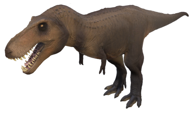 File:Grizzly Tyrannosaurus Rex Sub-Adult The Isle.png