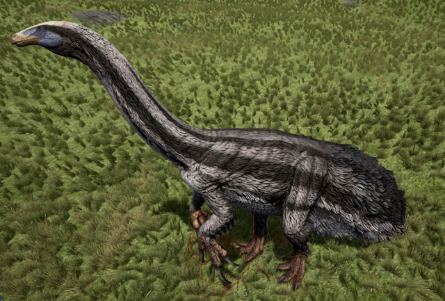 File:The Stomping Land Therizinosaurus The Isle.png