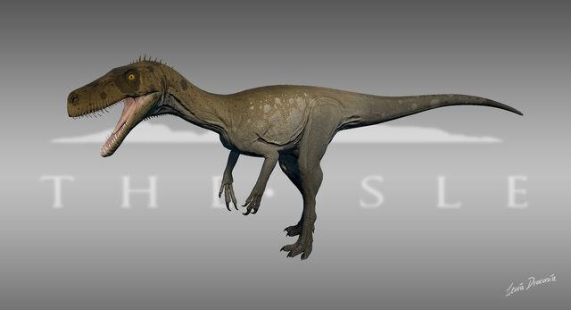 File:Herrerasaurus Malevolent Skin The Isle.jpg