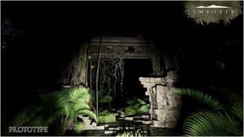 Flashlight Ancient Civilization Prototype Art The Isle