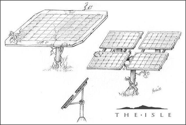 File:Solar Panel The Isle.jpg