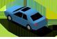 Blue Car 01