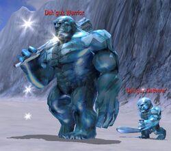 Deh'guk Warrior