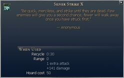 Silver Strike