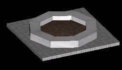 Stone Flooring Planter Center