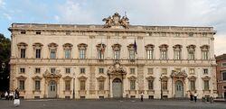 Palazzo della Consulta Roma 2006