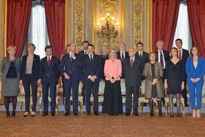 Governo Renzi e Giorgio Napolitano.jpg