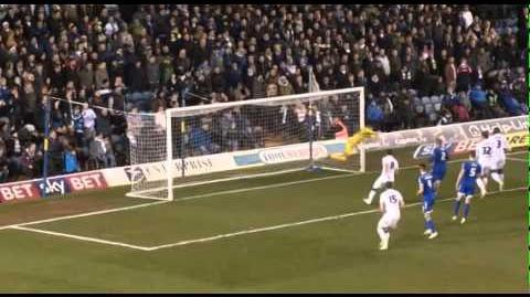 Leeds 2-1 Ipswich (2014-15 season)