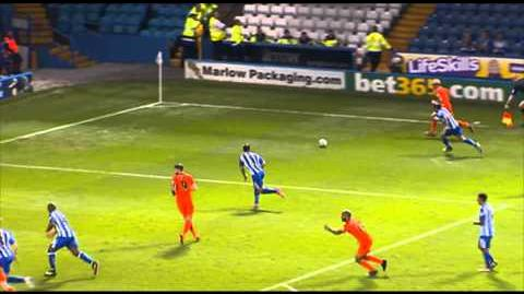 Sheffield Wednesday 1-1 Ipswich (2014-15 season)