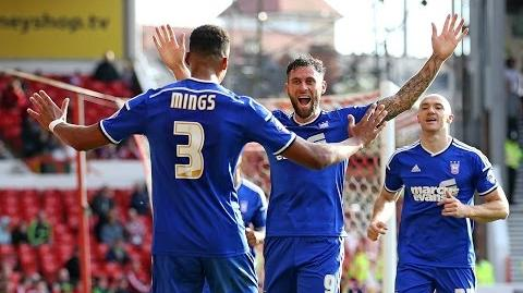 Nottingham Forest 2-2 Ipswich (2014-15 season)