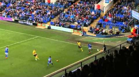 Ipswich 1-0 Watford (2014-15 season)