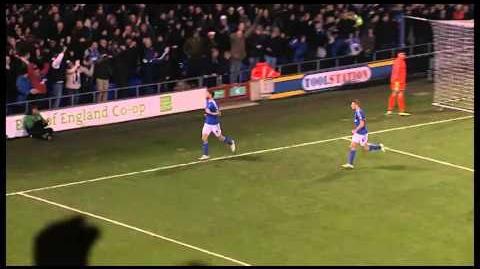 Ipswich 3-0 Charlton (2014-15 season)