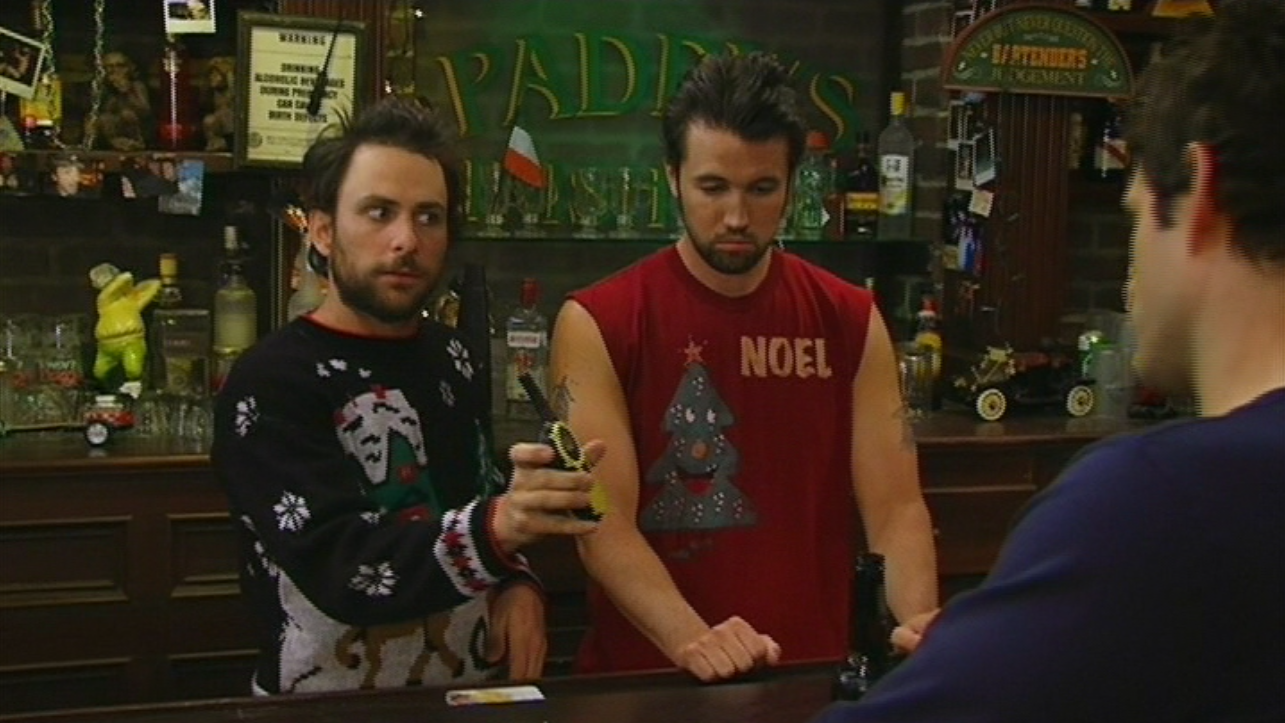 Image - A Very Sunny Christmas (3).png | It's Always Sunny in ...