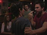 1x3 Charlie yells at kid
