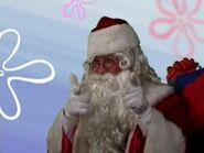 CW Santa claus