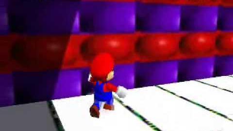 Mario's Pixelate Nightmare