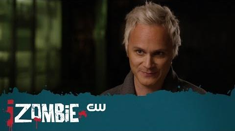 IZombie David Anders Interview The CW