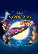 Return to Never Land Special Edition DVD cover
