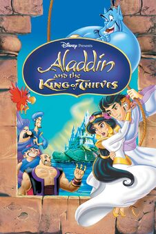 Aladdin and the King of Thieves poster