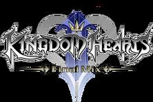 Kingdom Hearts II Final Mix logo