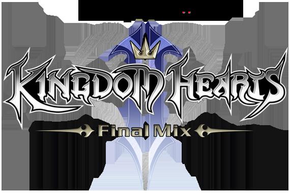 File:Kingdom Hearts II Final Mix logo.png