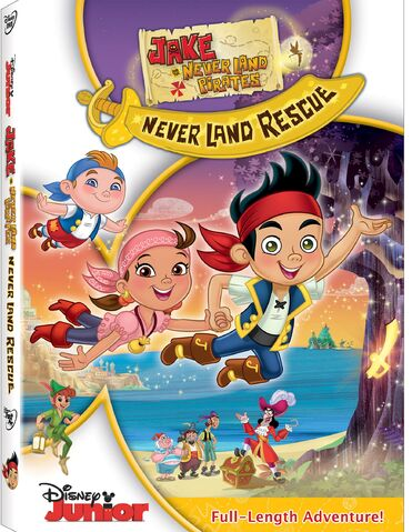 File:Jake and the Never Land Pirates Never Land Rescue DVD cover.jpg