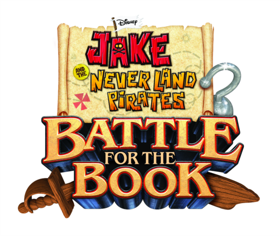 File:Jake and the Never Land Pirates Battle for the Book logo.png