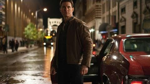 Jack Reacher Official Trailer