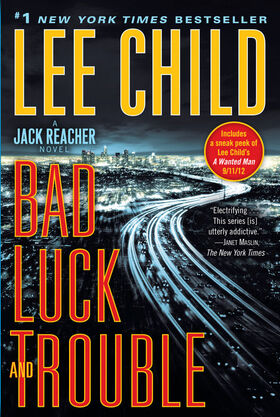Bad Luck and Trouble cover