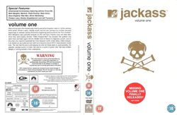 Jackass volume 1 sleeve low res