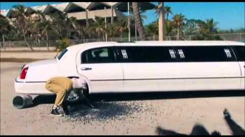 Jackass Number 2 Beehive Limo