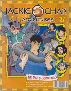 Jackie Chan Issue 27