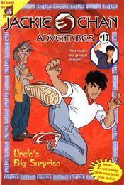 Jackie Chan Book 10