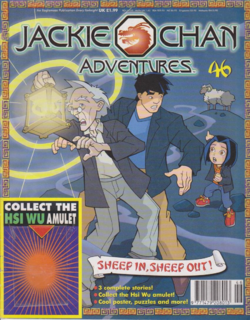 Jackie Chan Issue 46