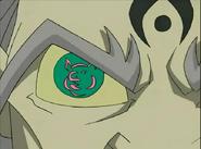 Pig talisman in eye S3 EP15
