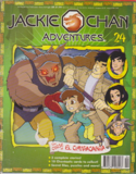 Jackie Chan Adventures Magazine 24