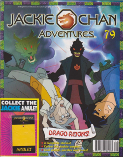 Jackie Chan Issue 79