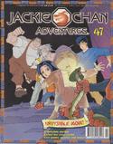 Jackie Chan Adventures Magazine 47