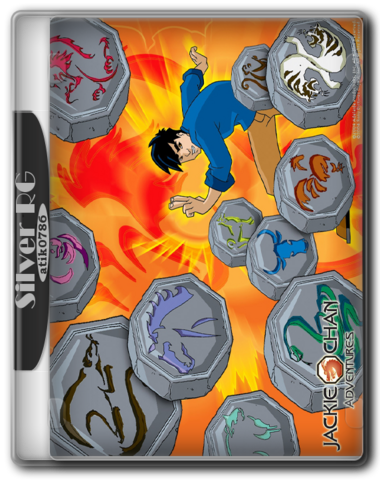File:Jackie Chan Adventures Season 1-The Twelve Talismans Cover.png