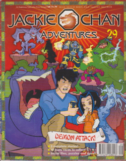 Jackie Chan Issue 29