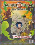 Jackie Chan Adventures Magazine 77