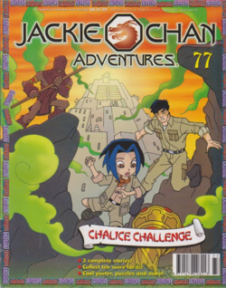 Jackie Chan Issue 77