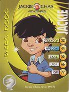 Jackie card 22