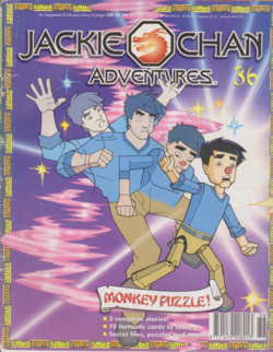 Jackie Chan Issue 36