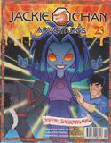 Jackie Chan Adventures Magazine 23