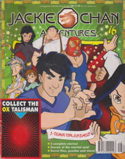 Jackie Chan Issue 16