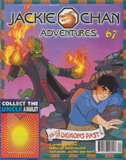 Jackie Chan Issue 67