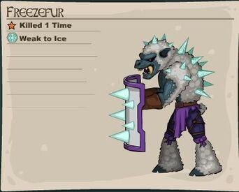 Freezefur