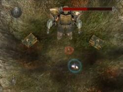 Marvelous Dragonfly vs. Bronze Golem